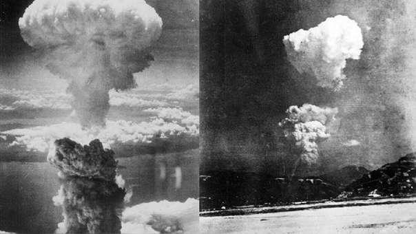 Bombas nucleares hiroshima y nagasaki Japón
