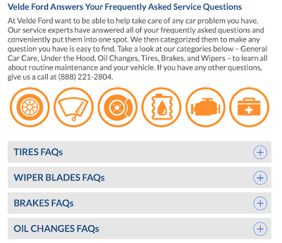 Service Experts at Velde Ford Answer Your FAQs