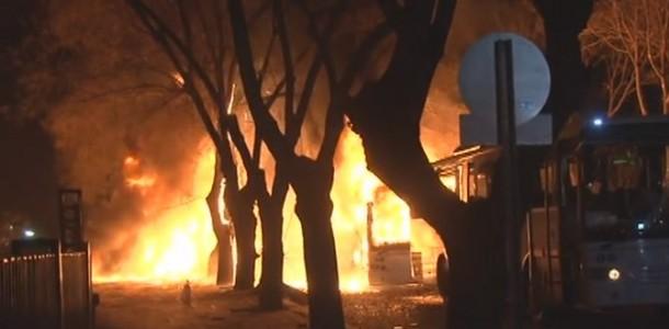explozie turcia
