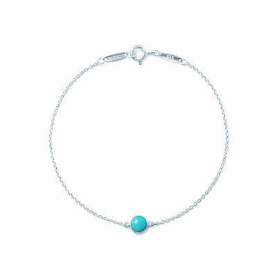 Tiffany - Coloured by the Yard Bracelet - One Simple Gemstone to transport you on holiday