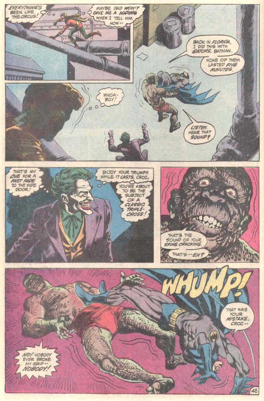 Detective Comics (1937) 526 Page 48