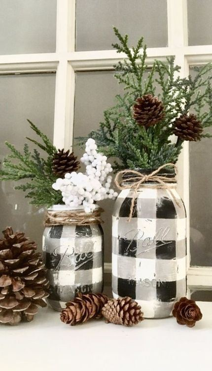 71 INCREDIBLE RUSTIC FARMHOUSE CHRISTMAS DECORATION IDEAS