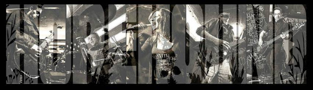 Horehound, Female Fronted Stoner/Doom Metal Band from America, Horehound Female Fronted Stoner/Doom Metal Band from America