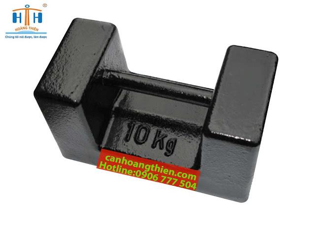 quả cân chuẩn m1 10 kg