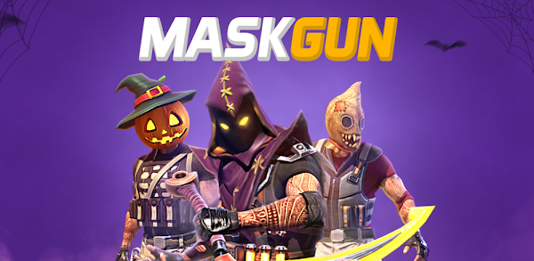 MaskGun: Multiplayer FPS 2.350 APK + Mod (Dinheiro Infinito) - Download
