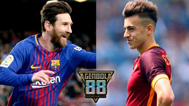 Lionel Messi dan Stephan El Shaarawy