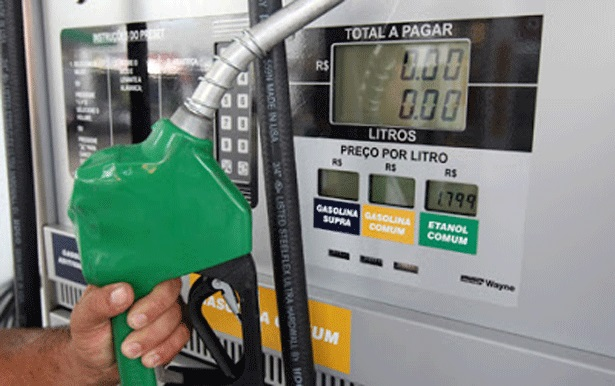 O preço da gasolina deve cair a partir de quinta-feira
