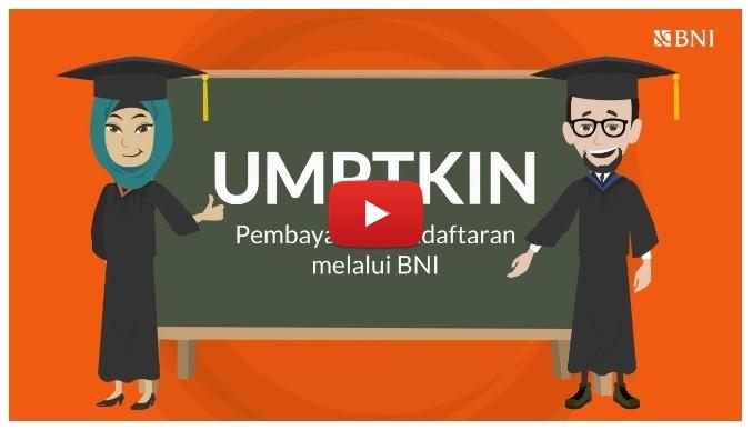 Video Cara Pembayaran UM-PTKIN