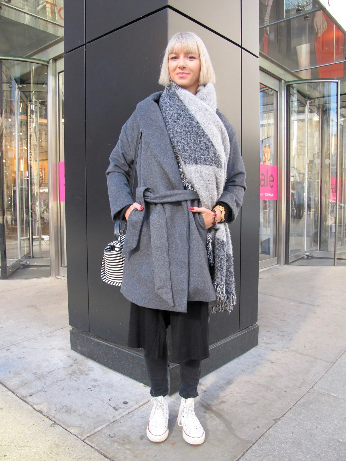 Monika chicago looks a chicago street style fashion blog Grace fashion style chicago