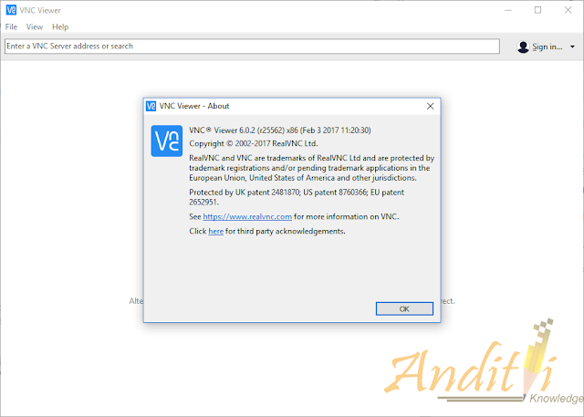 Update VNC Viewer v6.0.2-anditii.web.id