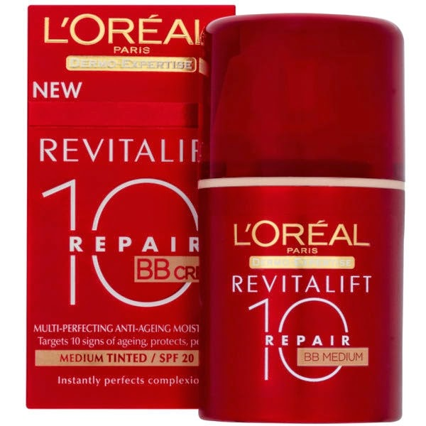 Revitalift x10 l'Orèal BB Cream