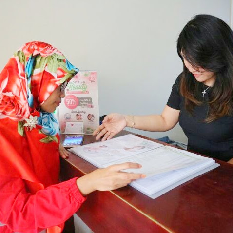 Pengalaman medical Facial Di Klinik Esther Training Centre (ETC) Citraland Surabaya