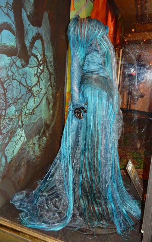 Into the Woods Blue Witch film costume