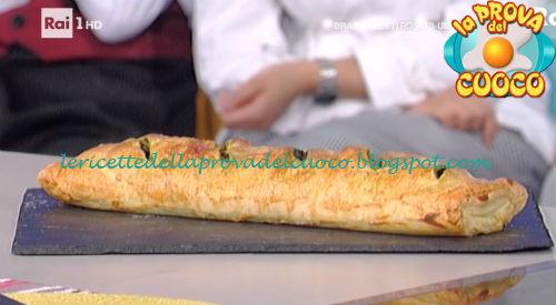 Rusticone toscano ricetta Messeri da Prova del Cuoco