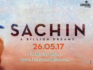 Sachin Movie Offers | FindLatestOffers