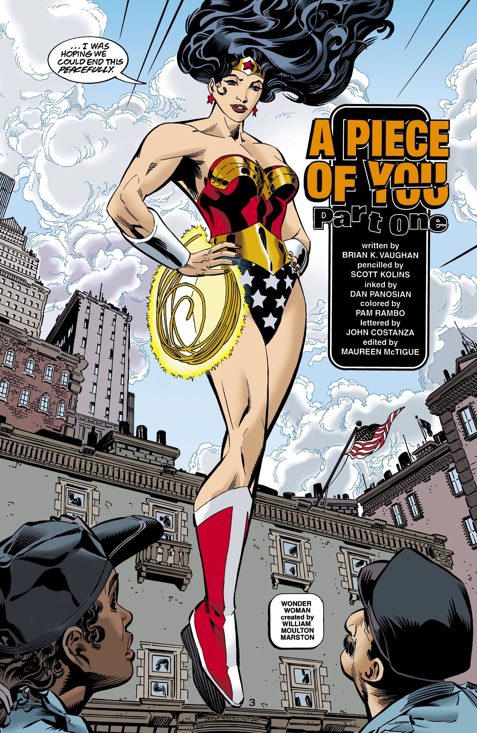 Read online Wonder Woman (1987) comic -  Issue #160 - 4