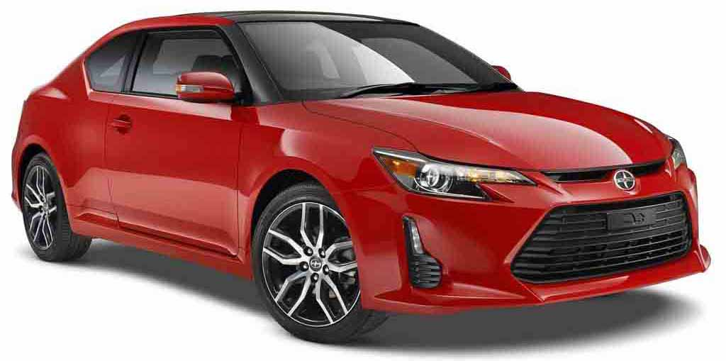 2017 Scion TC Concept Redesign Interior Release Date