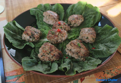 Carole's chatter: Anglo Indian Sausage Patties