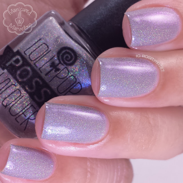Lollipop Posse Lacquer - Small, Obscure, Plain, and Little