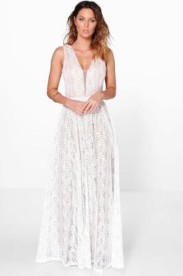 propuestas de Vestidos de Fiesta Blancos