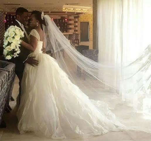 photos of ebuka Obi Uchendu wedding