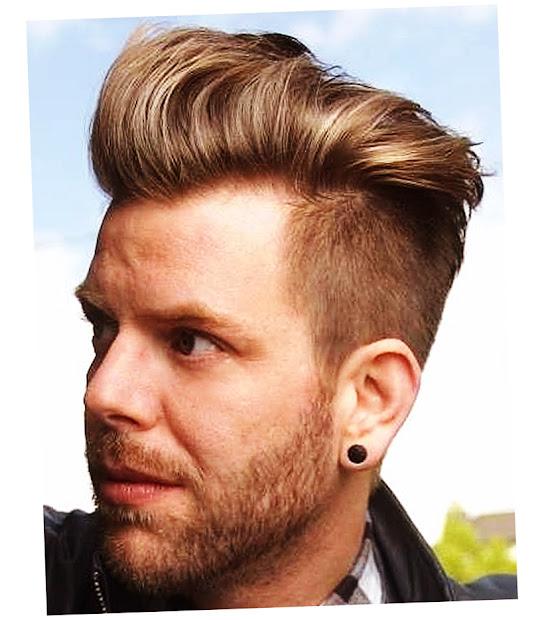 undercut hairstyle men latest 2016