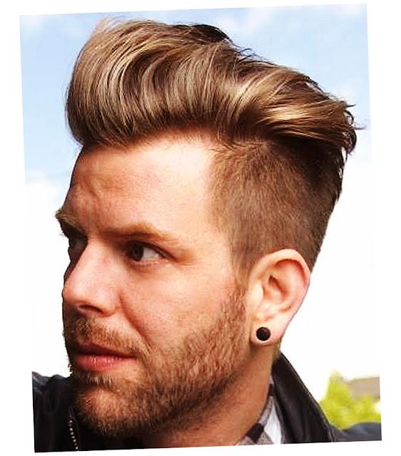 undercut hairstyle men 2014 picture