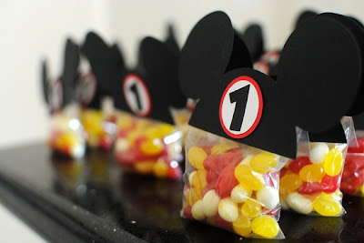 Ideias para decorar festa Mickey Mouse