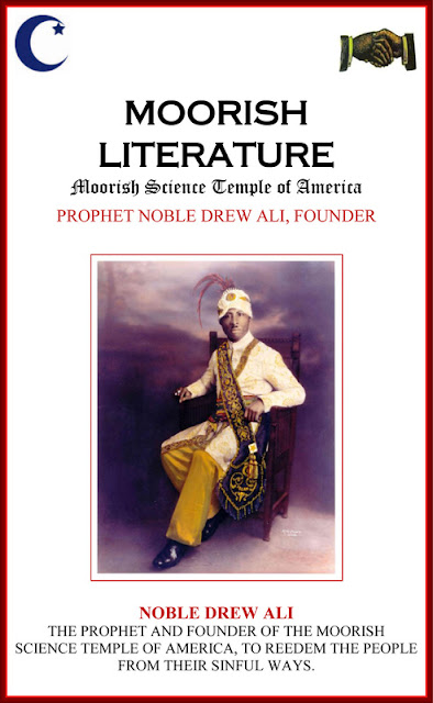 noble drew ali caveat emptor moorish literature