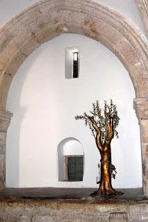 Jeruzalem, De Zaal van het Laatste Avondmaal, het Graf van David, Christelijke Heilige Plaatsen , Israel