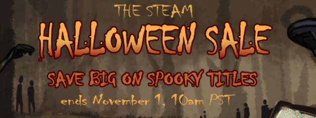Diskon Game Murah! Steam Halloween Sale 2017