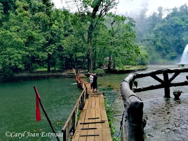 Tinuy-an Falls in Surigao Del Sur