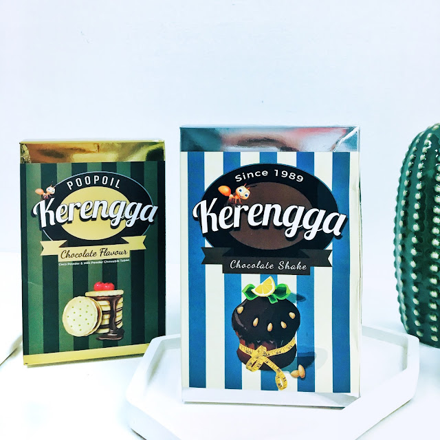 Kerengga Lentik Chocolate Tablet
