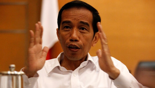 Serang Sandiaga di Acara Alumni PL, Jokowi Kekurangan Bahan