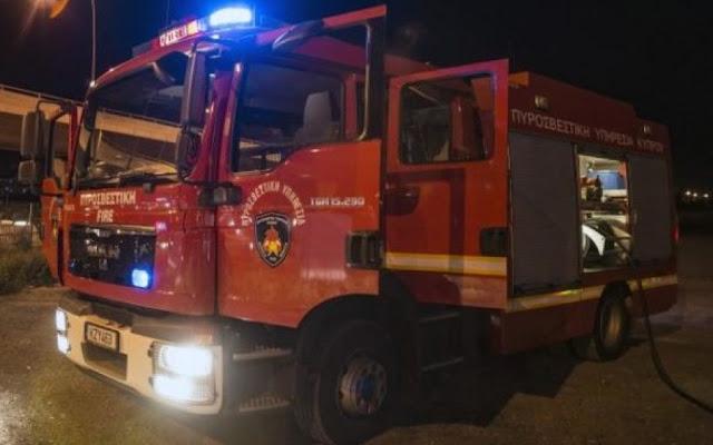 Λακωνία: Νεκρός ηλικιωμένος από φωτιά στο σπίτι του (Βίντεο)