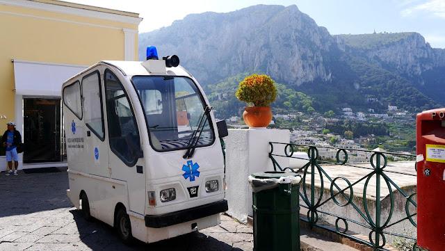 pogotowie Capri
