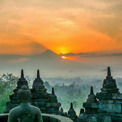 Harga Tiket Masuk Candi Borobudur 2017