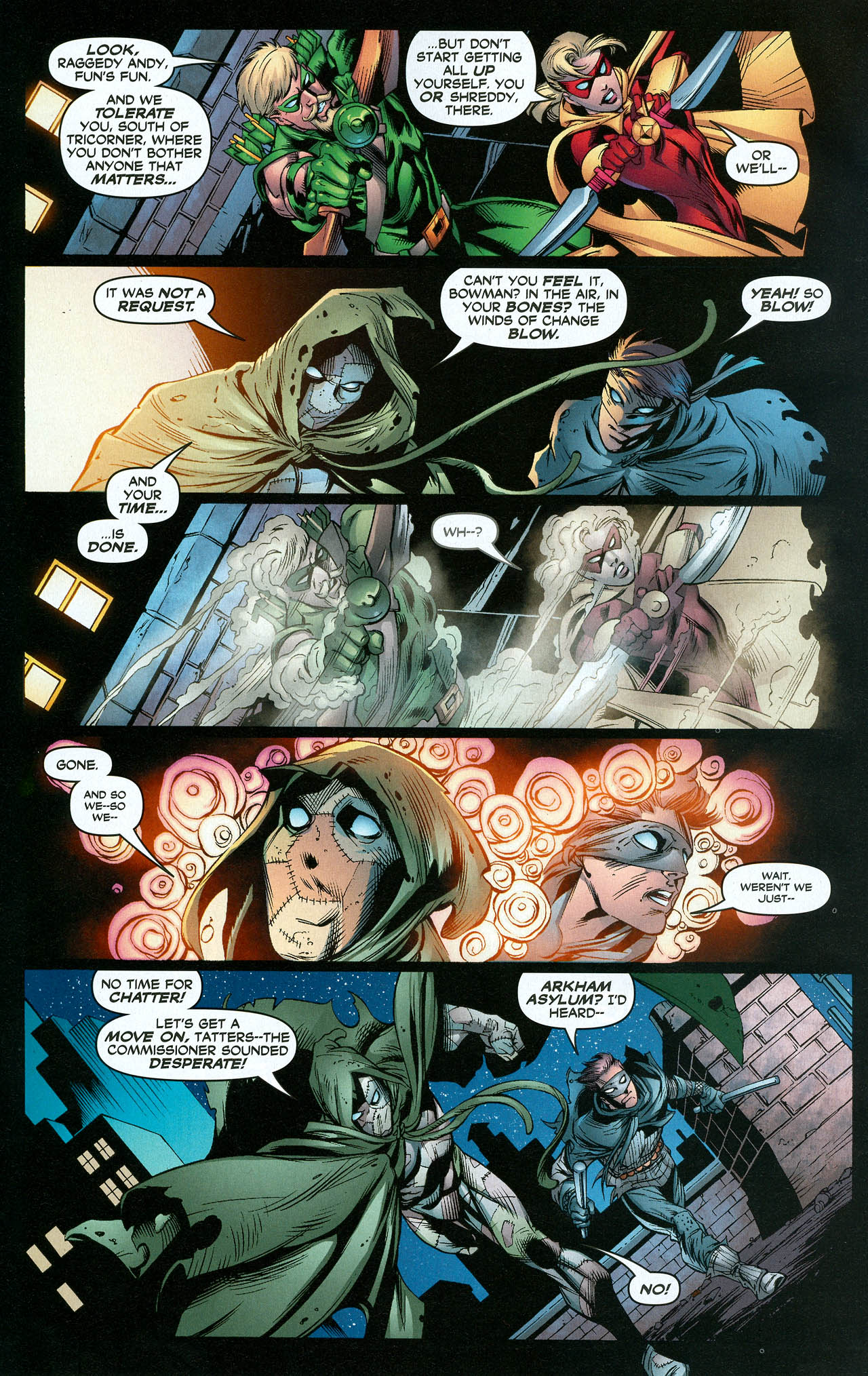 Read online Trinity (2008) comic -  Issue #22 - 22