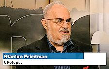 Stan Friedman On CBC 3-7-13