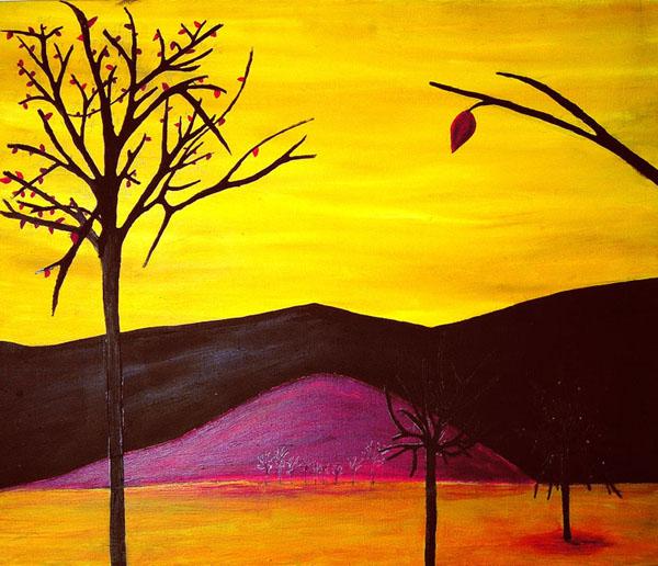 Galeria Pinturas De Arte: La Guarida De Hascalana: Pintura
