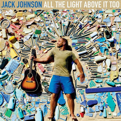 Jack Johnson Announces New Album 'All The Light Above It Too'