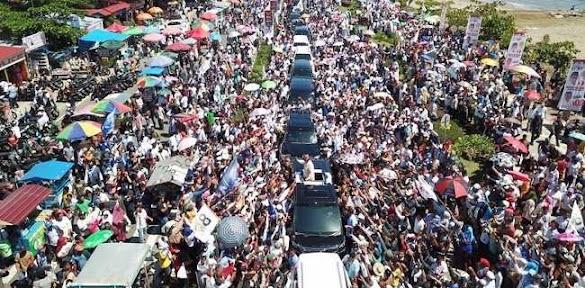 Pendukung Prabowo Militan, Sementara Jokowi Cenderung Pragmatis