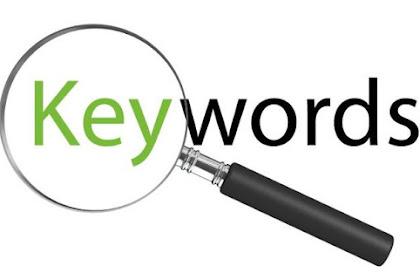3 Tips Seo Keyword