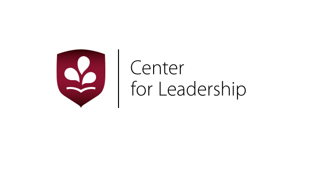 Logo Center for Leadership