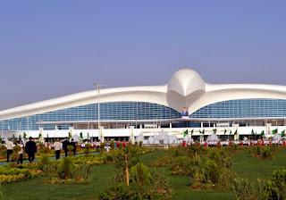 В Туркменистане открыли крупнейший в стране аэропорт