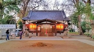 人文研究見聞録:十二神社(池田市) [大阪府]