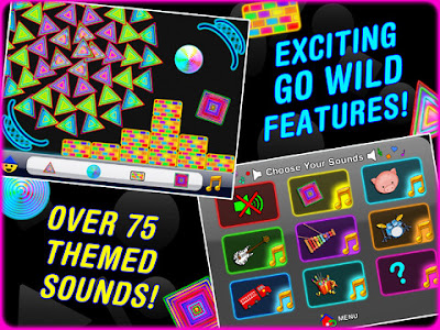 Colorforms Revolution App Screen 5