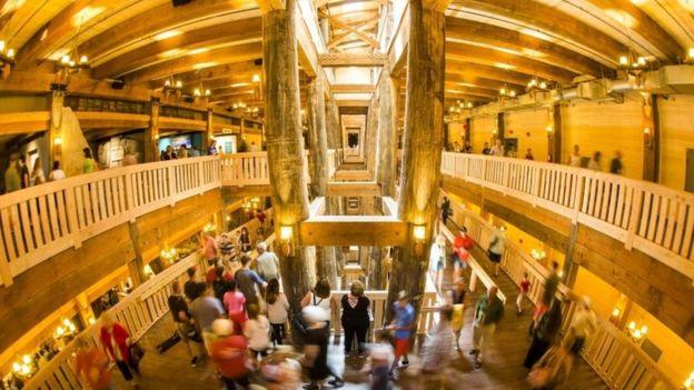 Man Made Noah S Ark Tour Cost