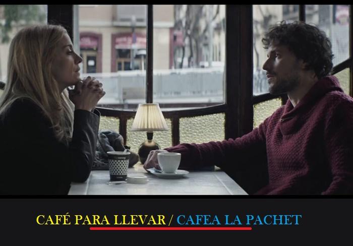 Hola spaniola caf para llevar cafea la pachet for Cafe para llevar
