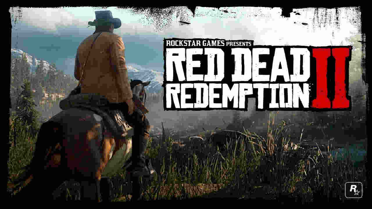 Game 2018 Red Dead Redemption 2